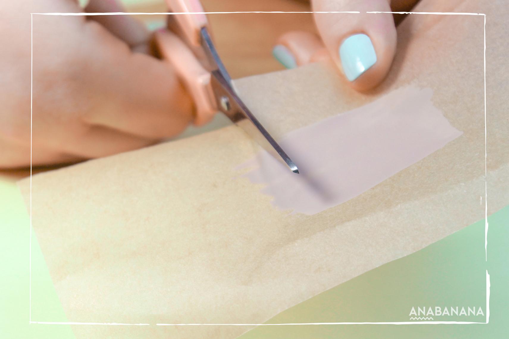 TUTORIAL: Stripes & Stripes Nail Art – Anabanana Anastasia