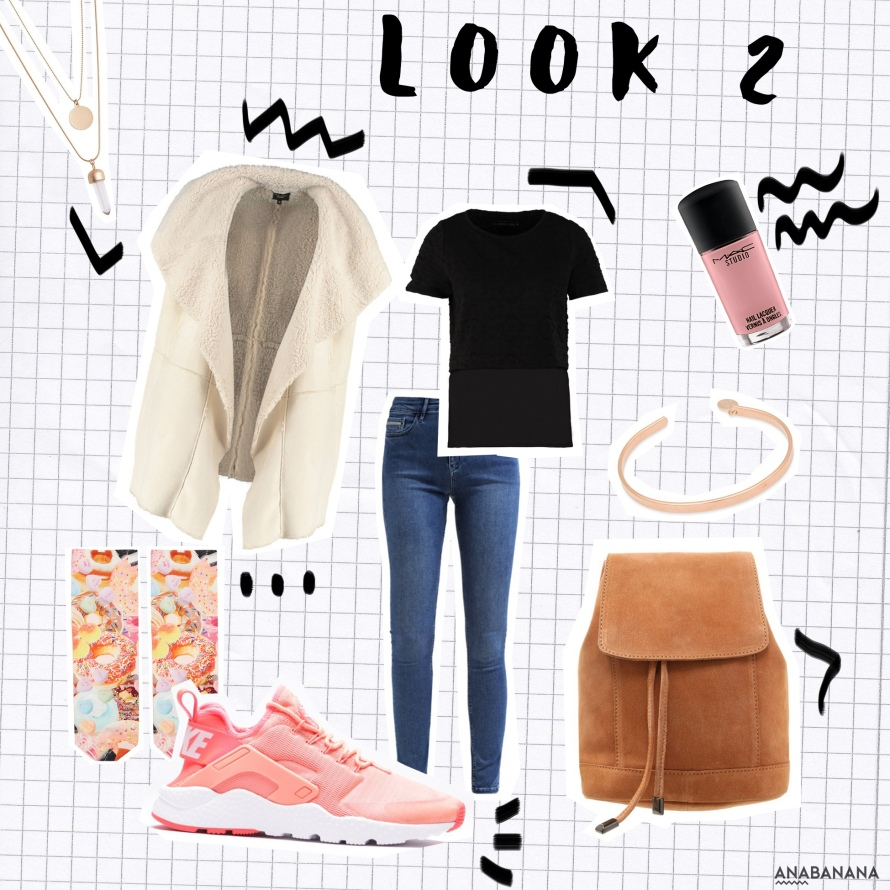 Back to school look 2