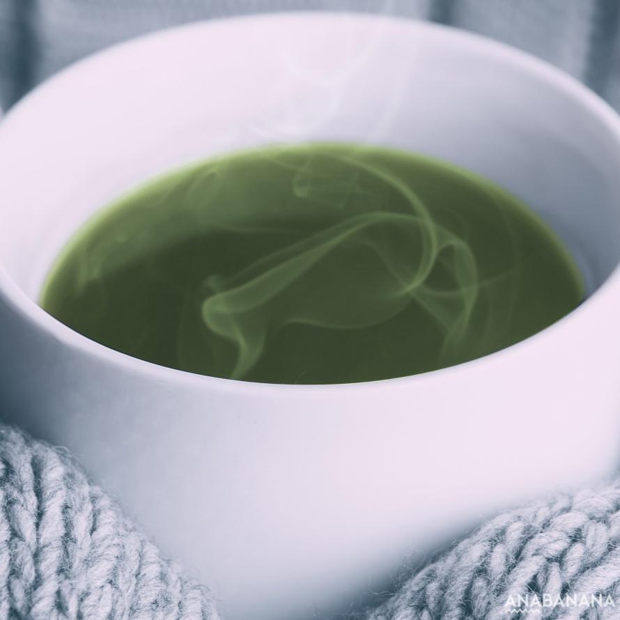 Japanischer Matcha Tee Tasse