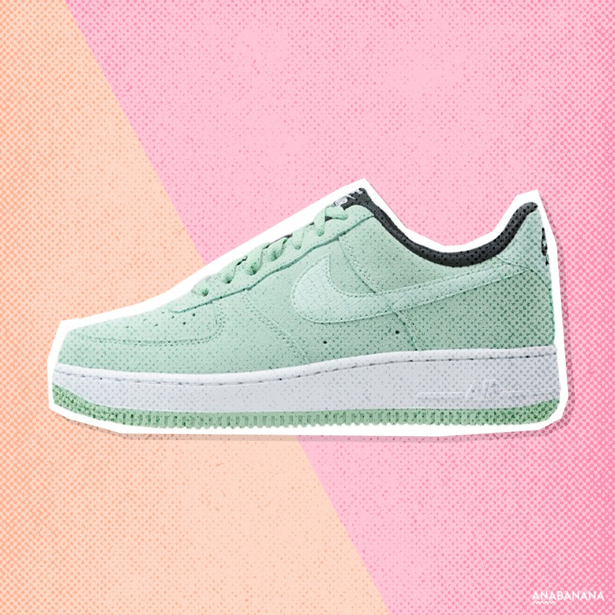 Nike Sportswear Air force 1 07 seasonal enamel green