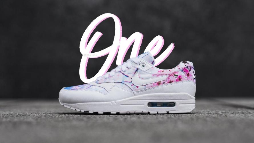 Nike one sakura cherry blossom