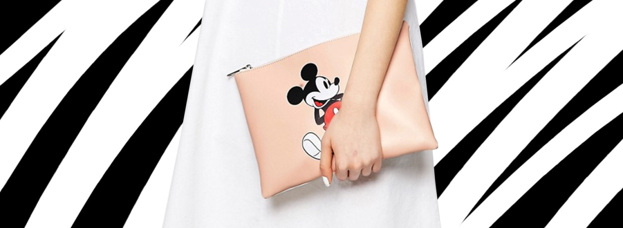 Mickey Mouse Clutch