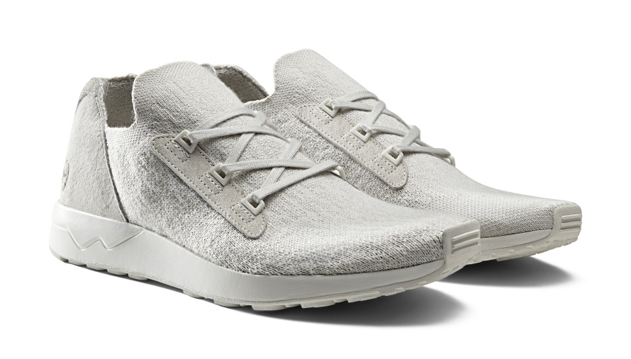 Adidas x Wings + Horns Sneaker ZX Flux X beige