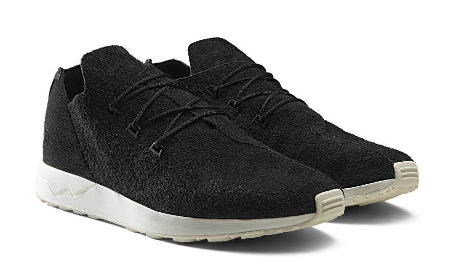 Adidas x Wings + Horns Sneaker ZX Flux X black