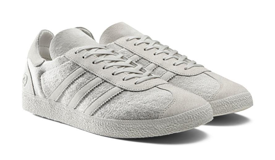 Adidas x Wings + Horns Sneaker Gazelle OG beige