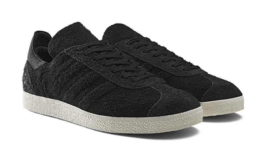 Adidas x Wings + Horns Sneaker Gazelle OG black