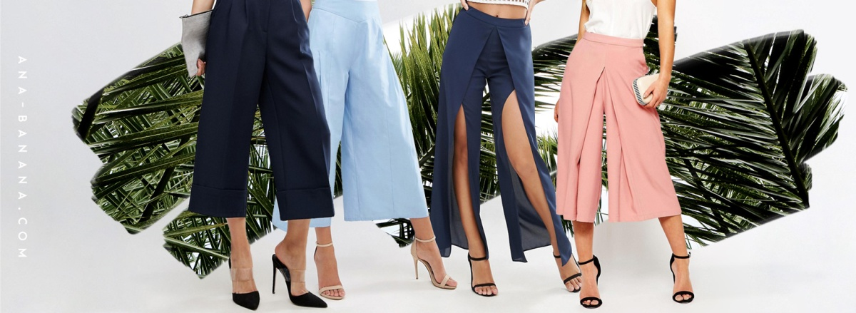 TRAUMPAAR: Culotte x High Heel