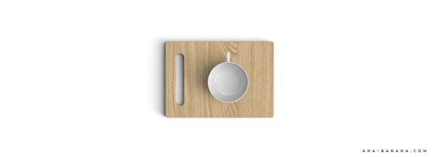 Minimalismus Wohnen Küche Fotos ausmisten aufräumen