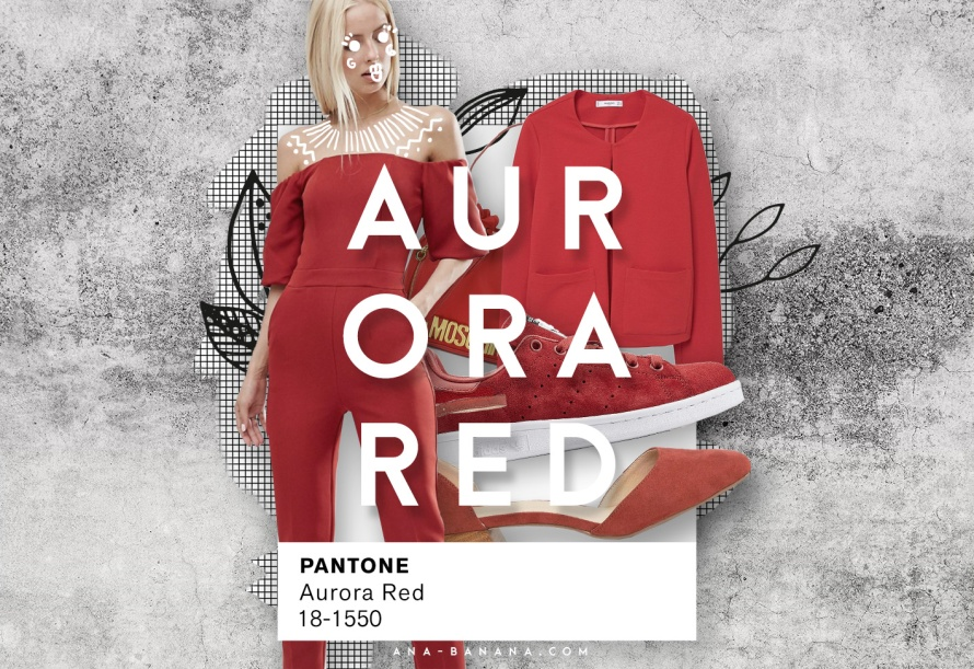 pantone farben herbst winter 2016 2017 aurora red inspiration