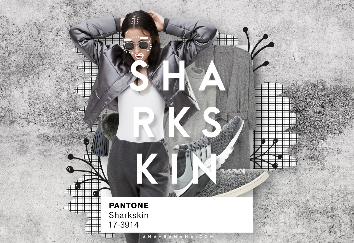 pantone farben herbst winter 2016 2017 sharkskin inspiration