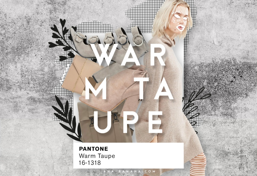 pantone farben herbst winter 2016 2017 warm taupe inspiration