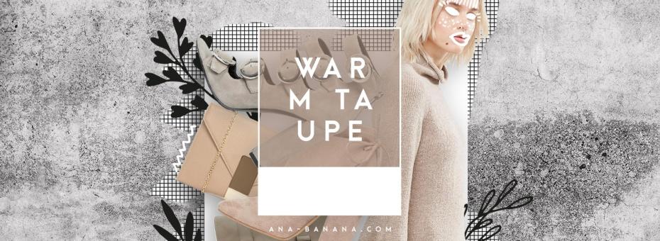 pantone farben herbst winter 2016 2017 warm taupe inspiration