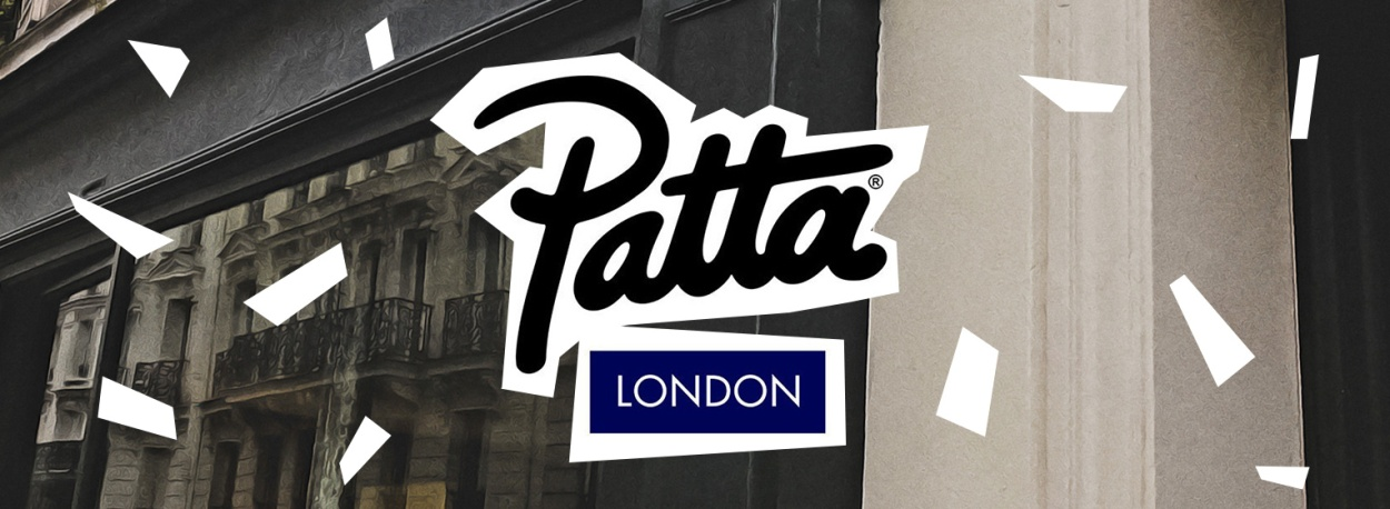patta london store opening mockup anabanana anastasia