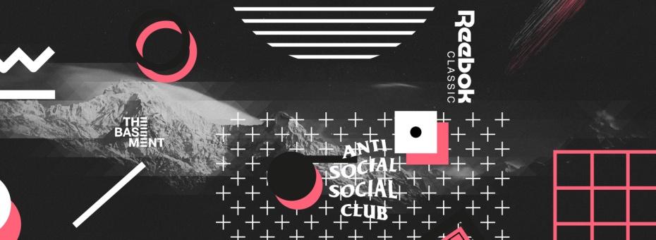 lookbook the basement anti social social club reebok classic FACE Stockholm